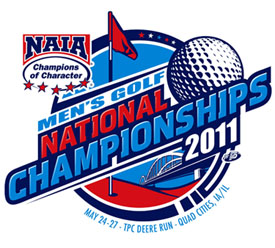 Golf NAIA article logo