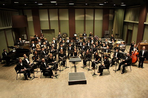Wind Ensemble 2012