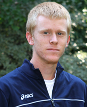 Men's cross country-JGilbertson Roster
