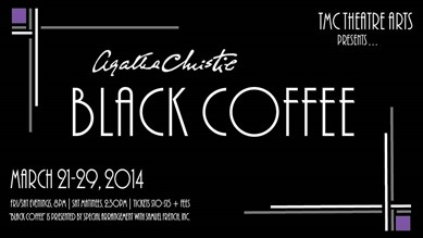 Black Coffee Banner