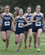 Lady Mustangs On Track To Nationals
