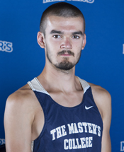 Men's Cross Country Heads to NAIA Championship