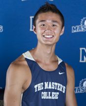 Men's Cross Country Ranks 15th in NAIA