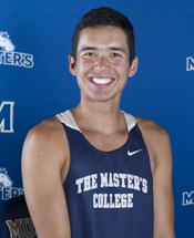 Men's Cross Country Ranks 18th in NAIA