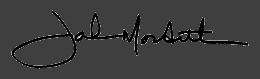 John MacArthur signature