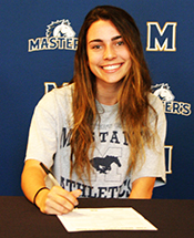 Karkenny Commits to Lady Mustang Soccer