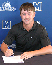 McPherson Signs with TMC Golf