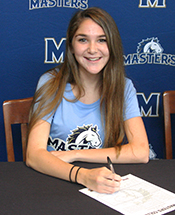 Fairchild Signs With Lady Mustang Distance Programs