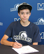 Pacheco Commits to Mustang Distance Programs