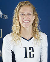 Koch Named to CoSIDA All-District Volleyball Team