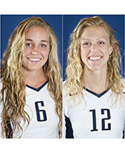 Bekendam, Koch Named All-GSAC