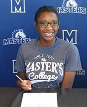 Stevens Signs With Lady Mustang Volleyball