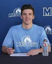 Men's Soccer Signs Rochow
