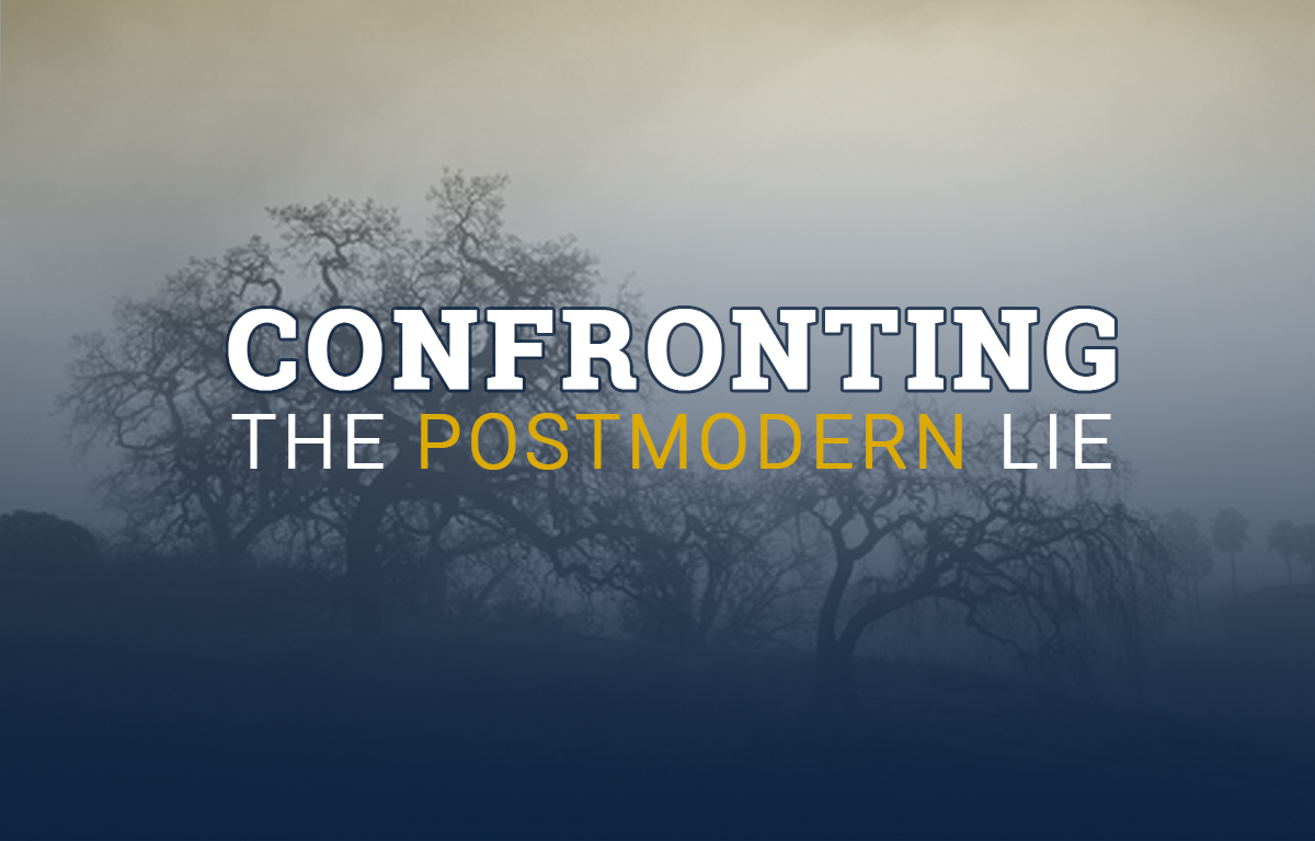Confronting the Postmodern Lie image