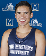 TMU Men's Cross Country Ranks 12th in NAIA