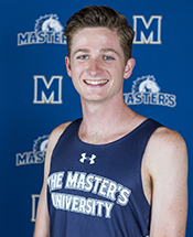 Sciarra Named GSAC Runner of the Month