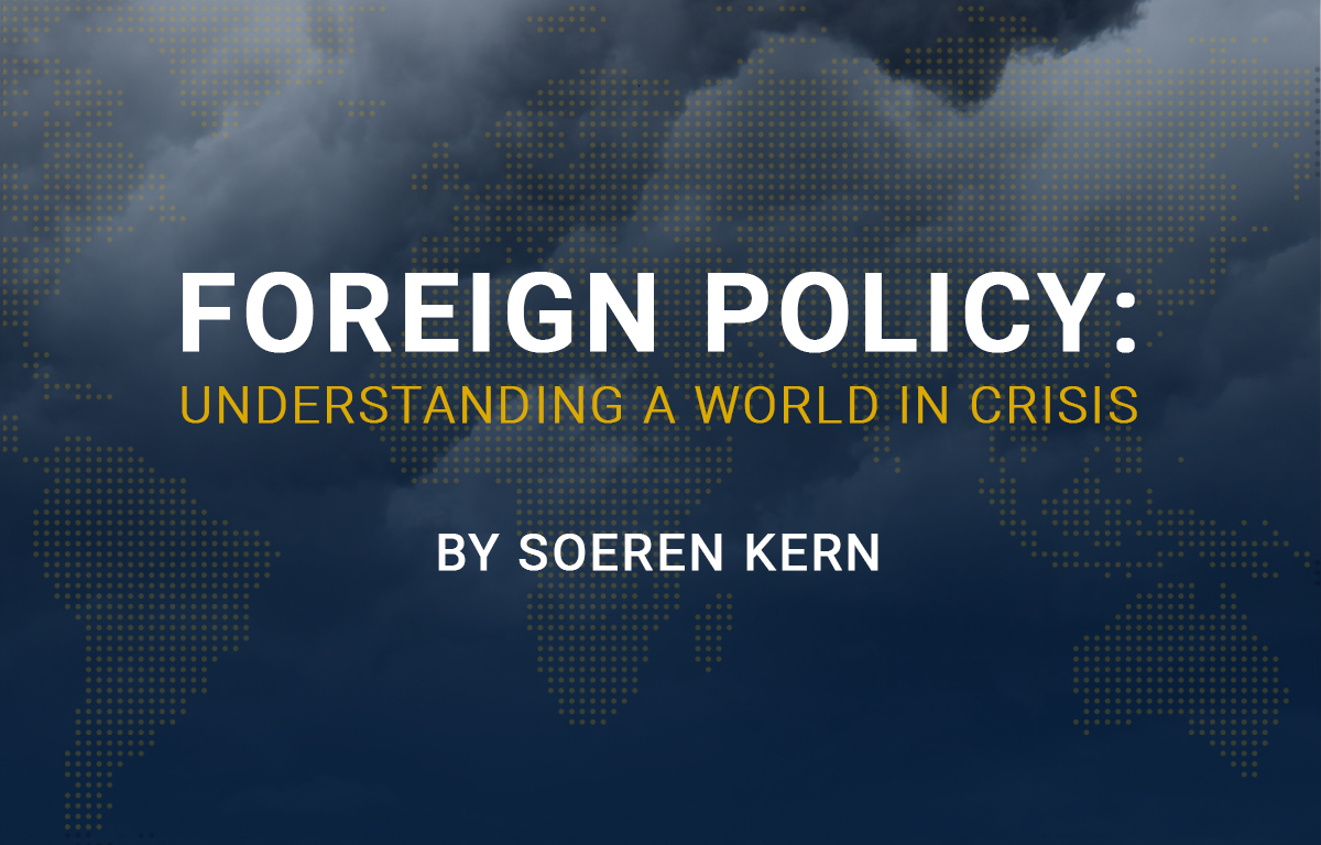 Foreign Policy: Understanding a World in Crisis image