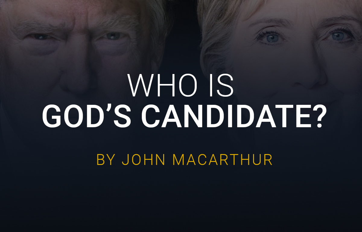 Who is God's Candidate? image