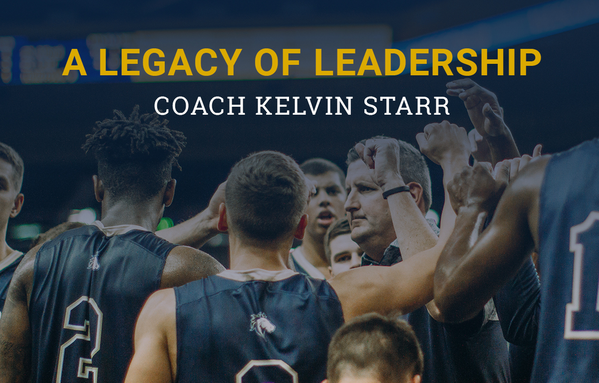 A Legacy of Leadership: Coach Kelvin Starr image