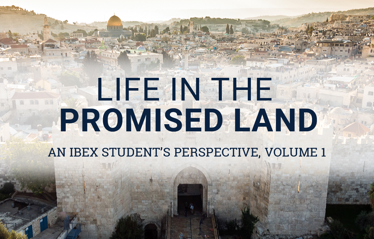 Life in the Promised Land: An IBEX Student's Perspective (Vol. 1) image