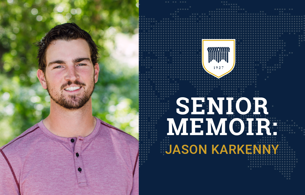 Senior Memoir: Jason Karkenny image