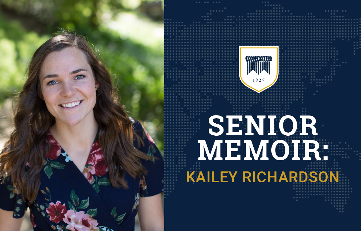 Senior Memoir: Kailey Richardson image