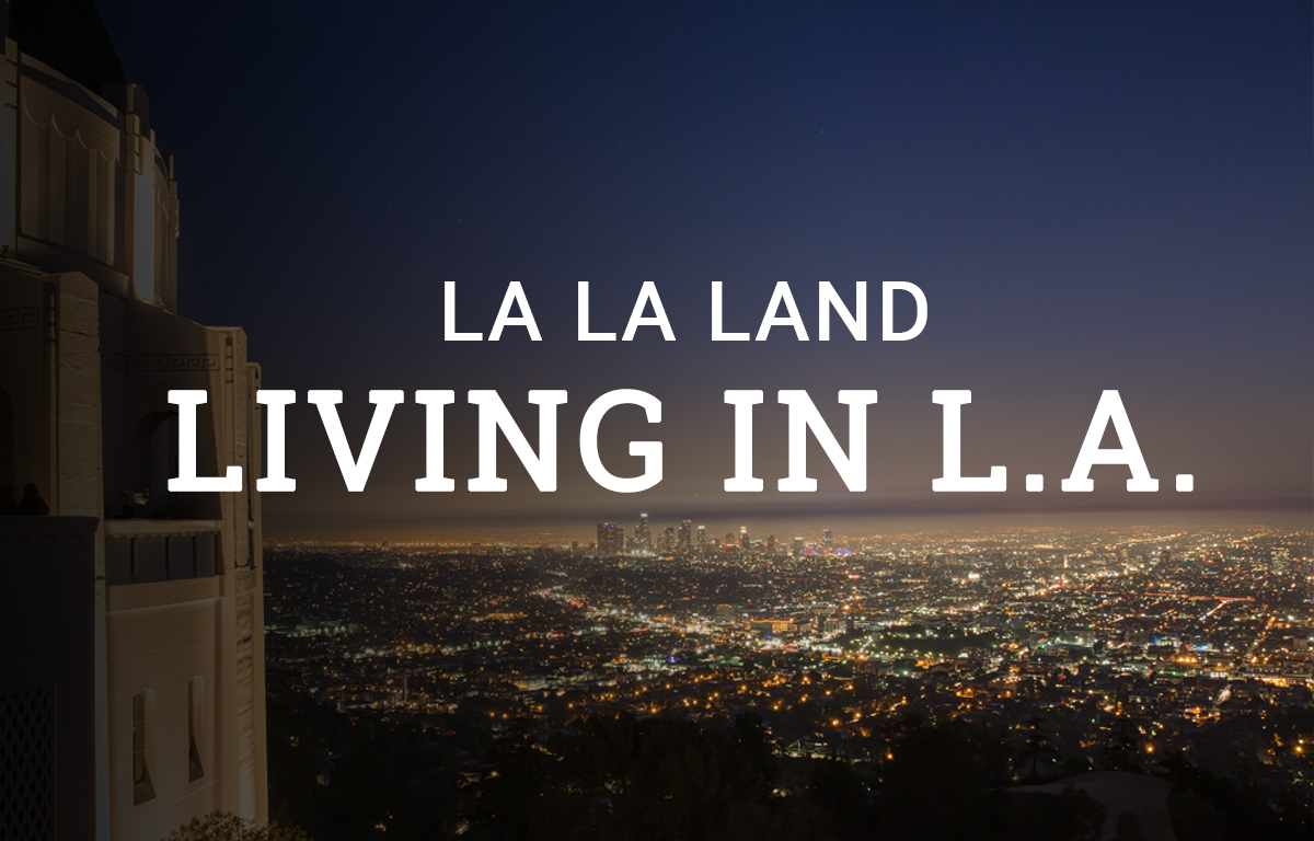 Living in La La Land image