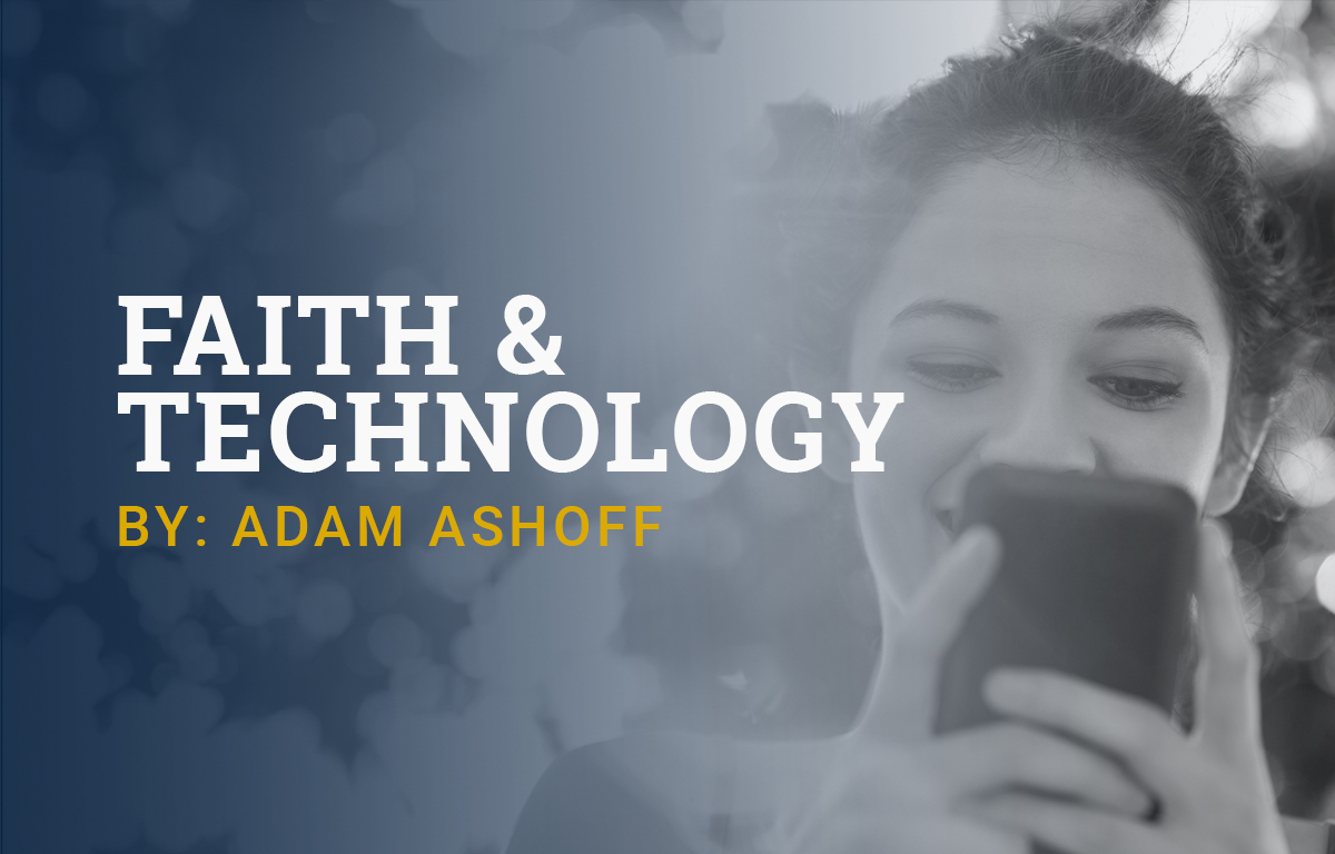 Faith and Technology image